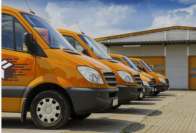 Courier Services UK
