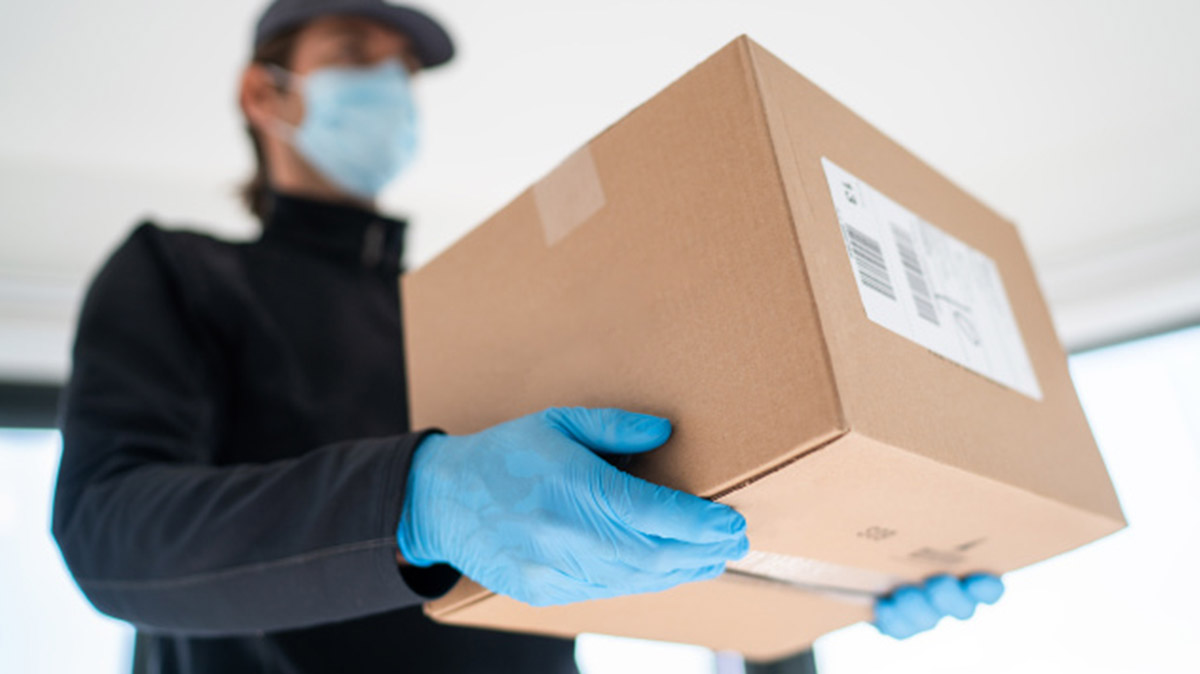 Courier-Services During CoVID UK