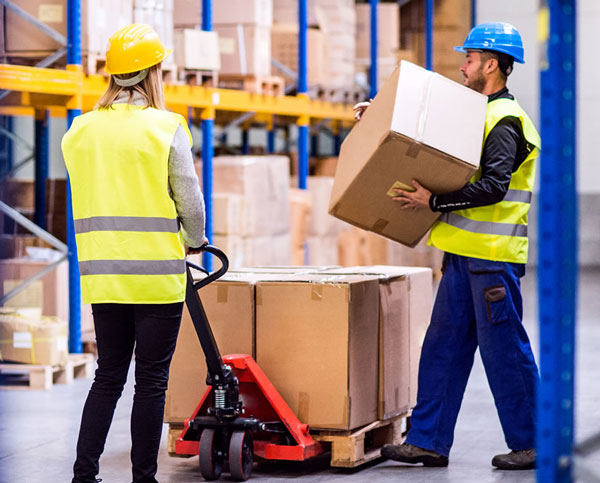 Pallet Delivery UK