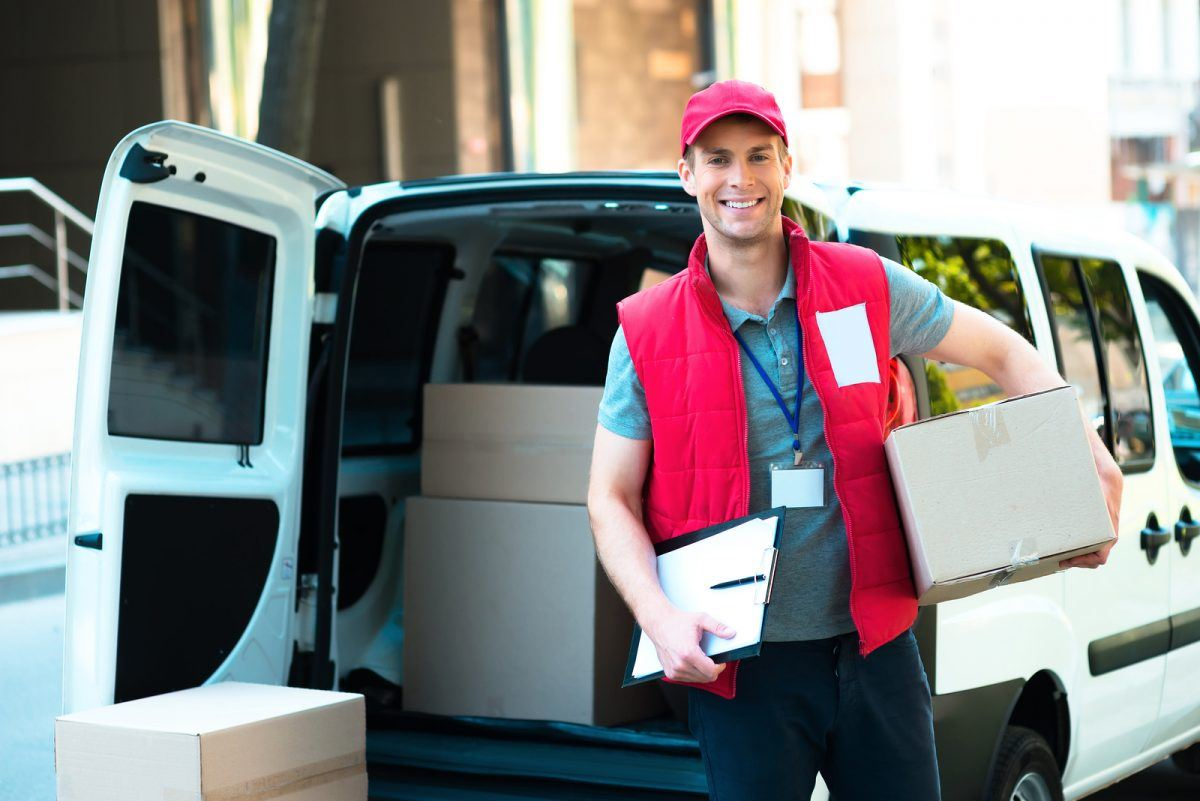 Day Courier Services UK