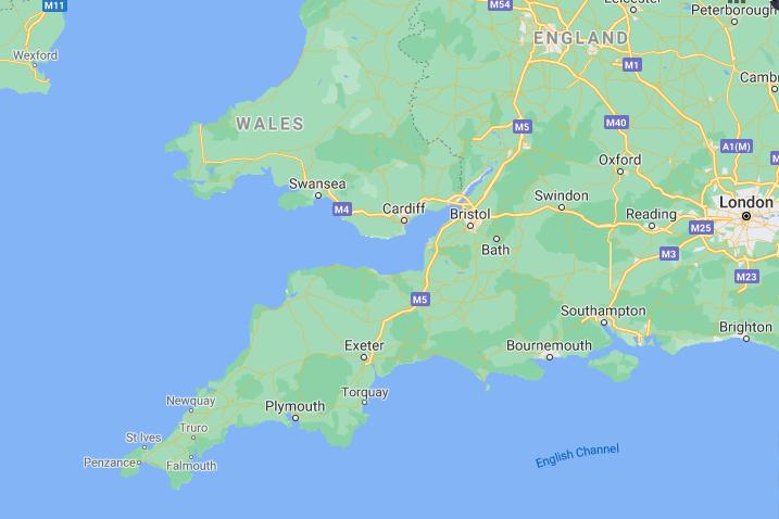 Southwest UK